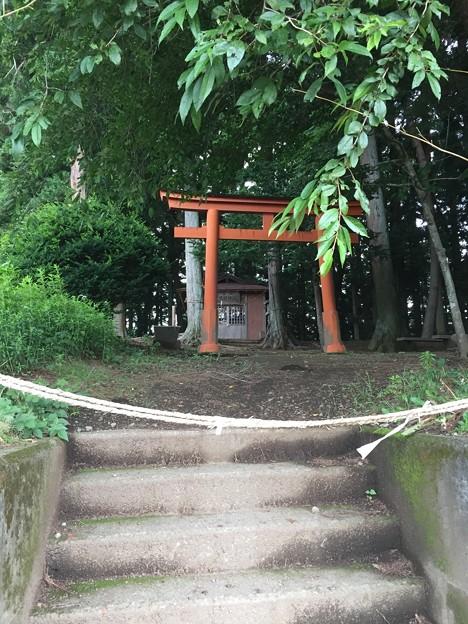 岩櫃城(東吾妻町)天狗丸・岩櫃神社
