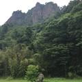 Photos: 潜龍院・古谷館/岩櫃山(東吾妻町)古い落石