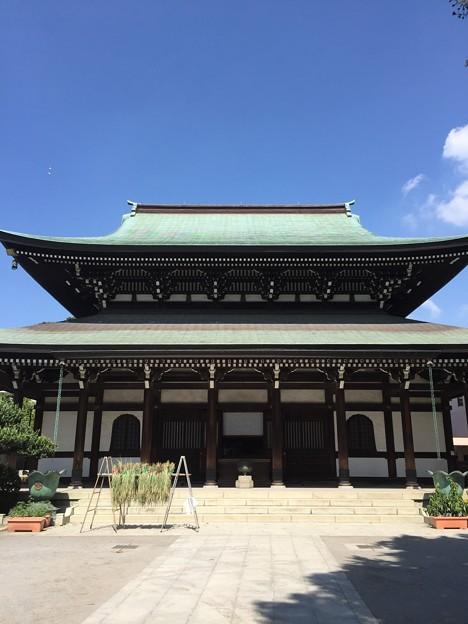 Photos: 功運寺(中野区)