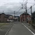Photos: 来住野氏城館(あきる野市)馬場道