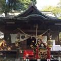 八幡神社/来住野氏城館(あきる野市)