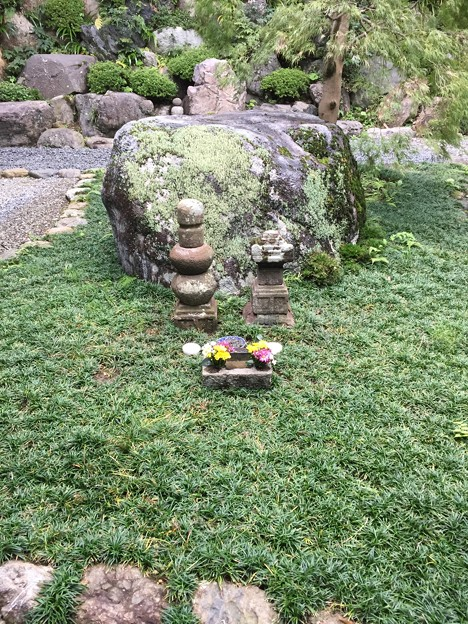 大光山 吉祥寺(西多摩郡檜原村)伝 平山氏重墓