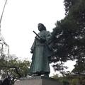 高幡不動尊(日野市)土方歳三