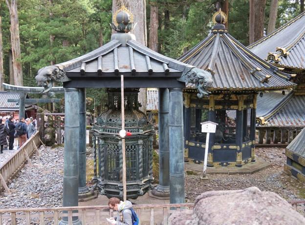 日光東照宮(栃木県)回り燈籠・釣り燈籠