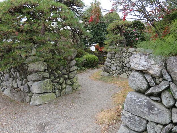 Photos: 小幡城喰違郭(甘楽町小幡)