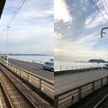 江ノ島電鉄 鎌倉高校前駅(鎌倉市)