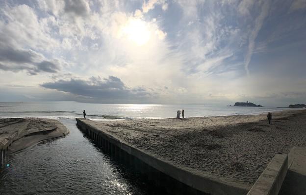 七里ガ浜(鎌倉市)