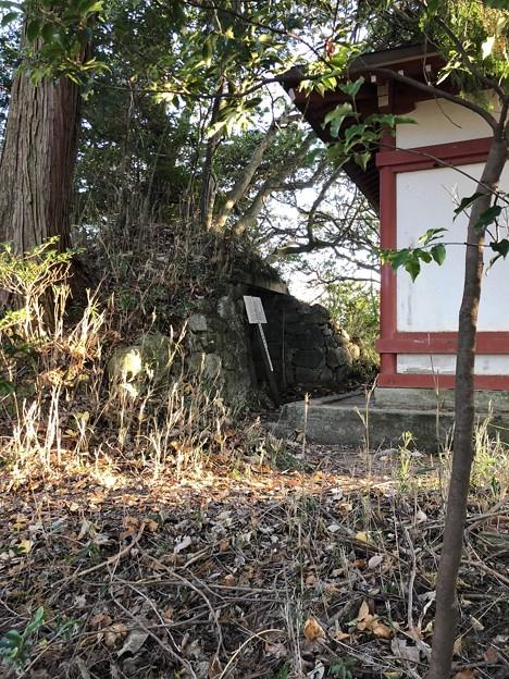将軍山城(左京区)本丸/狸谷山奥之院