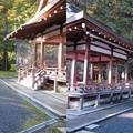 月読神社(西京区)拝殿