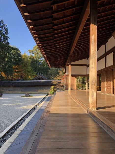 龍安寺(右京区)方丈・石庭