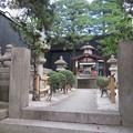 Photos: 瑞泉寺(中京区)豊臣秀次公供養塔(空石櫃)
