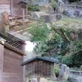 Photos: 三井寺(園城寺。大津市)閼伽井石庭