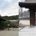 Photos: 三井寺(園城寺。大津市)四脚門