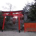 Photos: 膳所城(大津市)濱御殿跡/本多神社境内社 広鶴大神