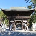 日牟禮八幡宮(近江八幡市)楼門