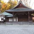 多賀大社(犬上郡多賀町)神楽殿