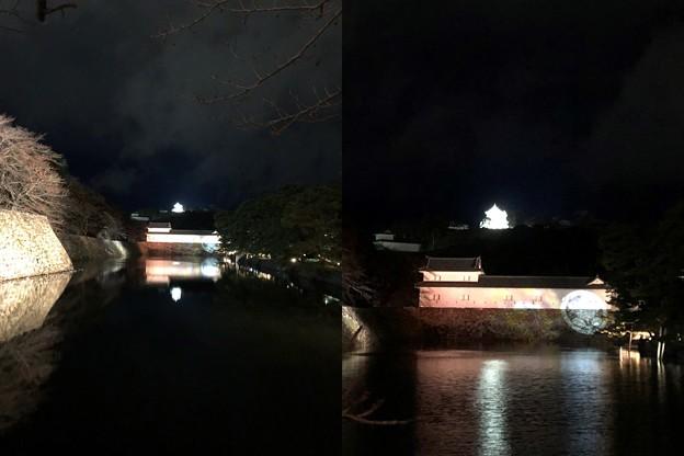 彦根城(彦根市)二の丸佐和口多聞櫓
