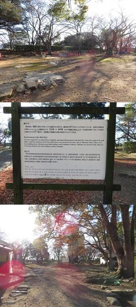 彦根城(彦根市)鐘の丸