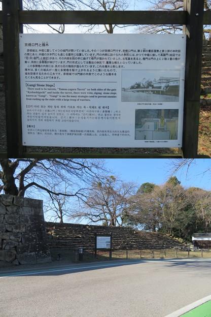 彦根城(彦根市)京橋御門