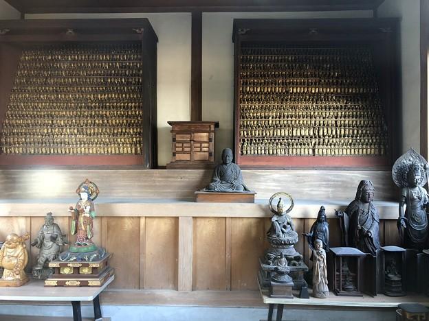 宗印寺(日野市)地蔵堂