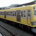 写真: 伊豆箱根鉄道駿豆線1300系「イエローパラダイストレイン」