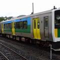 写真: JR東日本千葉支社 久留里線キハE130系