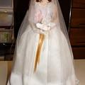 写真: リカちゃんキャッスルウェディングドレス(ジェニーサイズ)を着たファーストジェニー