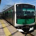 写真: JR東日本大宮支社 烏山線EV-E301系「ACCUM」