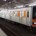 写真: 東武東上線50000系(壇蜜氏誕生日の川越駅にて)