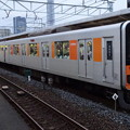 東武スカイツリーライン50050系(守永真彩氏誕生日の曳舟駅にて)