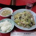 孤独のグルメ  長崎飯店  B 皿うどん 軟麺