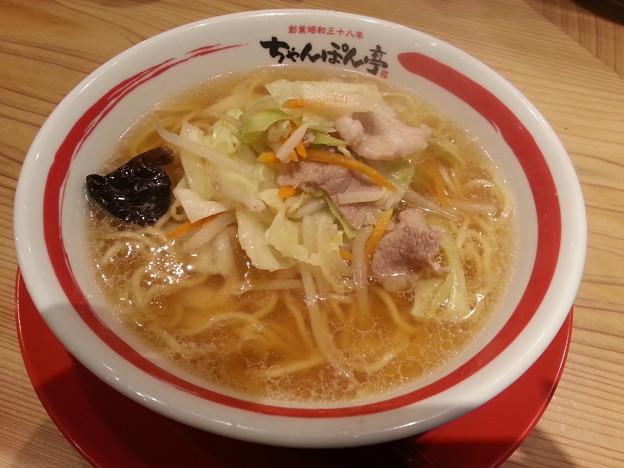 近江ちゃんぽん 彦根で食べていらい さっぱり美味しい♪