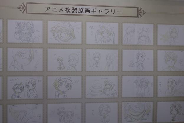 メイドインアビス アニメ複製原画ギャラリー