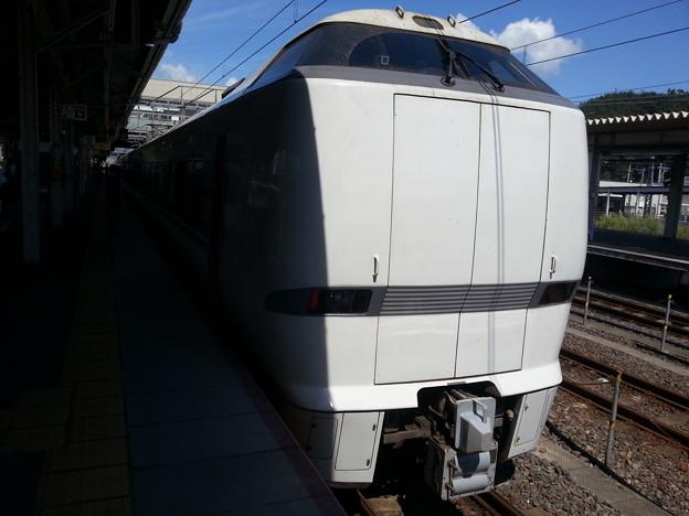 特急しらさぎ7号 金沢行き