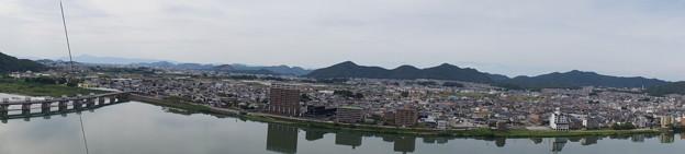 犬山城 天守からの眺め