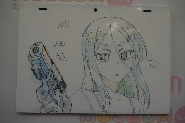 うみこさんの愛銃FN5-7 設定資料