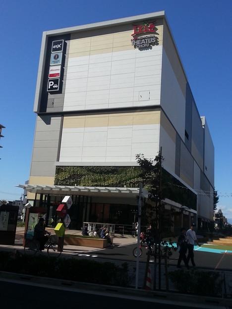 調布の新しい映画館 シアタス調布