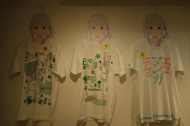 エロマンガ先生  オリジナルTシャツ