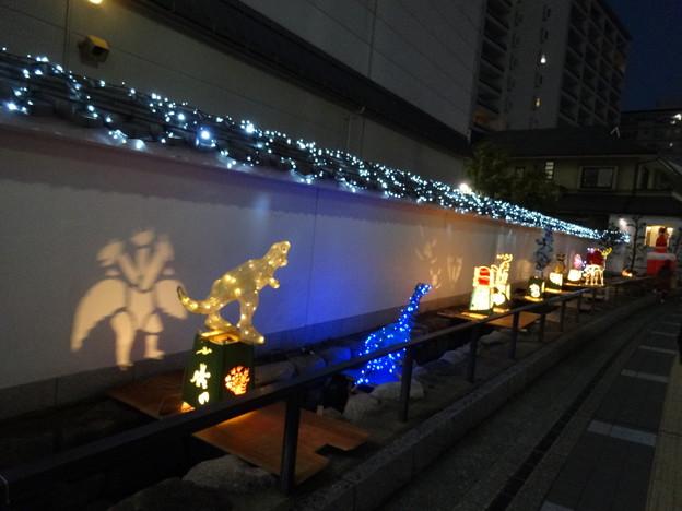 2017.12.22 クリスマスのまち灯り~伊丹酒蔵通り~