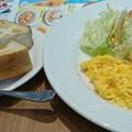 写真: breakfast