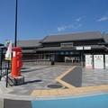 Photos: 水郷  佐原駅前 丸ポスト