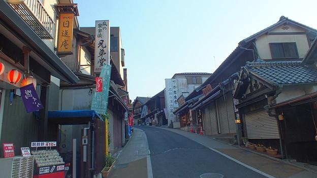 成田の坂道
