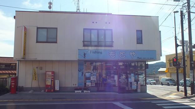 Photos: 長野県小諸市 釣具店前 丸ポスト