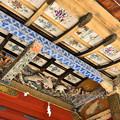 日吉東照宮の拝殿