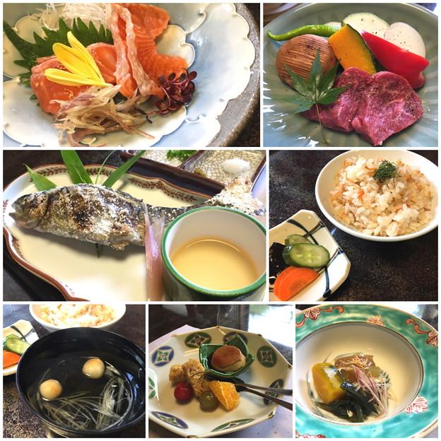 お昼ごはん@醒ヶ井