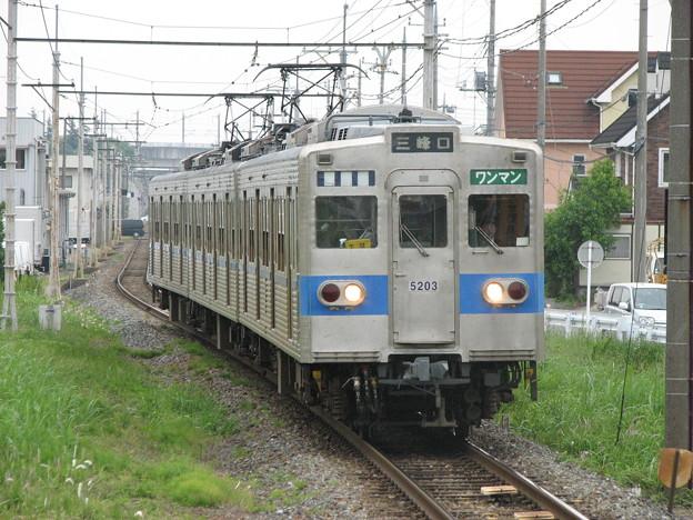 秩父鉄道5003F@クハ5203 2009-5-16