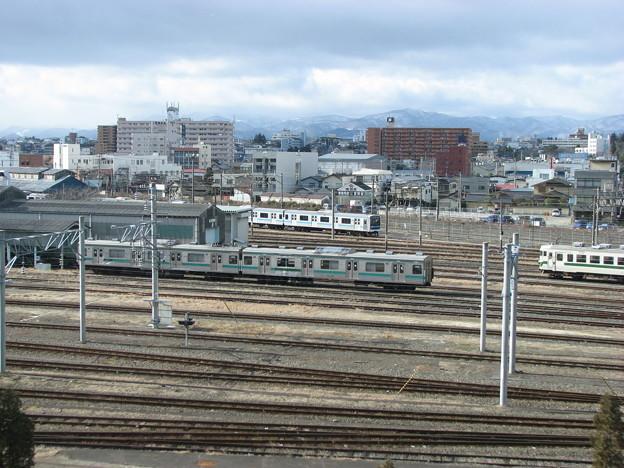 鉄道のある風景 2009-1-1