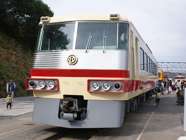 西武鉄道クハ5503 2014-11-8