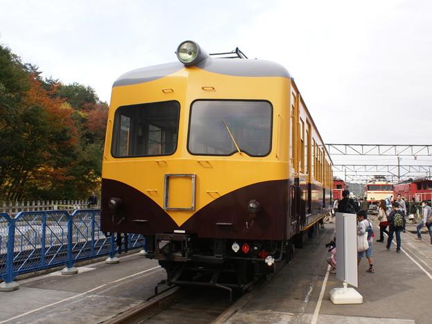 西武鉄道モハ505 2014-11-8