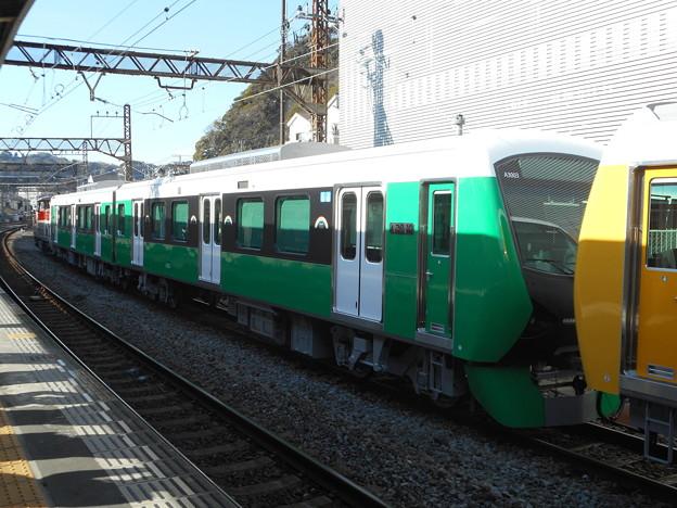 静岡鉄道A3003F(クモハA3003) 2018-1-16